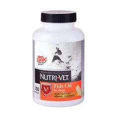 Nutri-Vet Fish Oil Softgels, 100 Count *** Check out this great product. (This is an affiliate link and I receive a commission for the sales) #MyCat