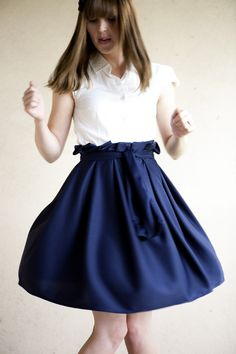 love it :)  playful pleating