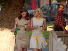 """This lovely, lemon-accented outfit. 
