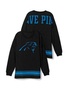 Carolina Panthers Varsity Crew - PINK - Victoria's Secret