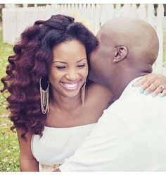 8 Perfect Natural Hair Styles For Destination Weddings - Sandals Wedding Blog