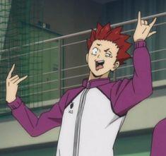 Haikyuu Meme, Haikyuu Karasuno, Kageyama, Kenma Kozume, Hot Anime Boy, Anime Guys, Anime Faces Expressions, Anime Meme Face, Tomura Shigaraki