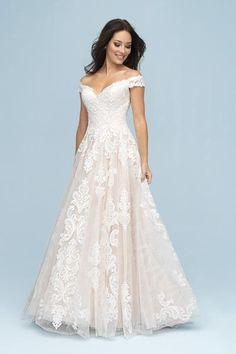58d470c5d844d 55 Best Allure Bridal Gowns images in 2019 | Alon livne wedding ...