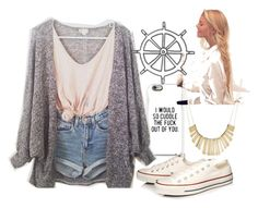 """Aurora Mohn :)"" by martacardoso2000 ❤ liked on Polyvore featuring Rock Your Hair and Converse"