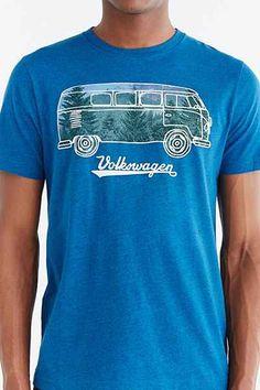 Volkswagen Mountain Van Tee - Urban Outfitters