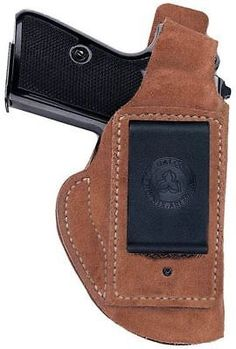 Galco Waistband Inside The Pant Holster - Natural Finish Left Hand For : WB287
