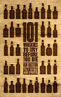 Buy 101 Whiskies to Try Before You Die (Revised & Updated) by Ian Buxton at Mighty Ape NZ. Third edition, fully revised and updated. 101 Whiskies to Try Before You Die is a whisky guide with a difference. It is not an awards list. Whiskey Or Whisky, Whisky Tasting, Scotch Whisky, Good Spirits, Wine And Spirits, Cocktail Book, Scottish Gifts, Wine Recipes, Kindle