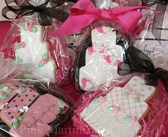 Bridal shower favours