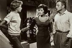 "Brian Keith, Maureen O'Hara and Haley Mills. One of my all time favorite old Disney movies. ""The Parent Trap""...take that LL"