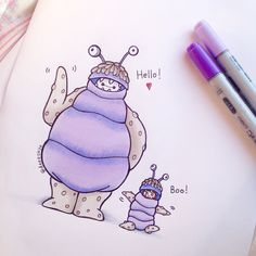 Baymax and Boo :) by DeeeSkye on DeviantArt