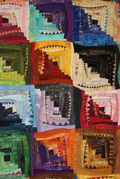 Chicago Quilt Show 7 by Karen Eckmeier. Faith of Fresh Lemons posted it: Faith, via Flickr
