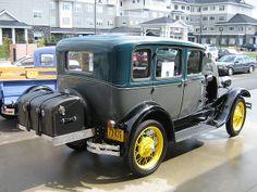 1929 Ford Model A Sedan | 1929 Ford Model A Town Sedan | Flickr - Photo Sharing!
