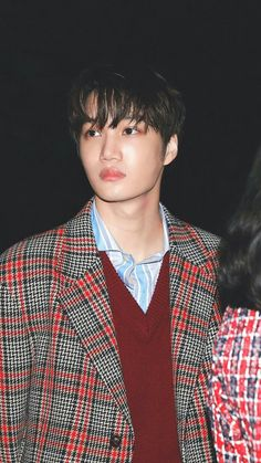 180530 Kai at Gucci Cruise 2019 Chanyeol, Kyungsoo, Do Kyung Soo, Kim Kai, Rapper, Jimin, Kim Jong Dae, Exo Korean, Korean Guys