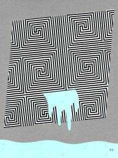 Collages by Ryan De La Hoz | Art Sponge