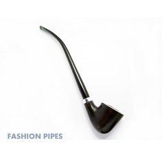 Exclusive LONG Tobacco Pipe Churchwarden, Smoking Pipe of PEAR Wood Pipe 9.8''  Wooden Pipe/Pipe Handcrafted Pipe Designed for Pipe Smokers. $22,95, via Etsy.