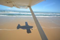 Take a spin from the air... by Rie Kuwabara  #eurongbeach #fraserisland #queensland #australia www.eurong.com.au #deals