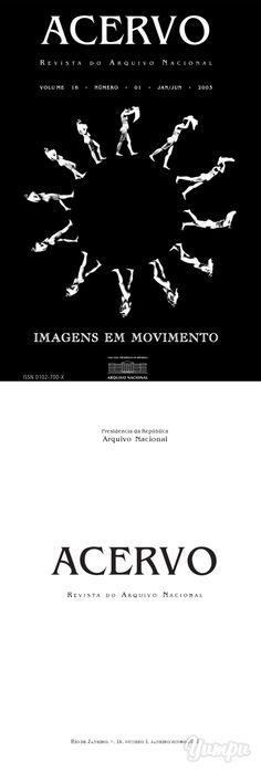 Imagens em movimento - Arquivo Nacional - Magazine with 155 pages: Imagens em movimento - Arquivo Nacional