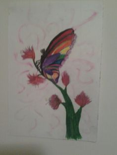 This  is a water color I painted my self