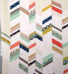 …I may have started a new quilt. In my defense, I packed a few boxes, then took a little break to...