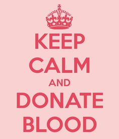 Hurricane Sandy caused the cancellation of approximately 100 blood drives and the Red Cross needs blood. Please donate! It's safe, it's simple, and it saves lives.
