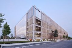 Gallery - Parking in Soissons / Jacques Ferrier Architectures - 14