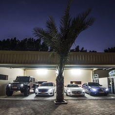 Dream Garage: Mercedes and BMW 2018 image Rolls Royce, Maserati, Nissan, Mercedes Benz G, Luxury Garage, Gilles Villeneuve, Car Goals, Best Luxury Cars, G Wagon