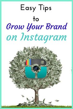 You can use these easy tips to grow your business / brand on Instagram ! #TheChaleneShow
