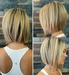 25 cute bob hairstyles for fine hair 2019 best short & long hairstyle 00058 ~ Litledress Thin Wavy Hair, Short Straight Hair, Short Hair Cuts, Short Hair Styles, Short Fine Hair Updo, Fine Hair Styles For Women, Wavy Lob, Bob Styles, Bob Hairstyles For Fine Hair