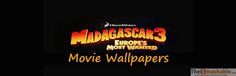 Madagascar 3: Europe's Most Wanted (2012) – Movie Wallpapers | Madagascar 3 HD Wallpapers, Desktop Backgrounds, for iPad, Desktop