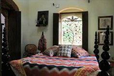 My Bohemian Home ~ Bedrooms and Guest Rooms  Source: Alice Von Baum Design