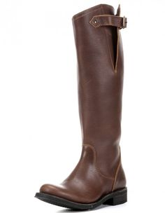 5f72d26efe Women s McKinley Boot - Porter Brown Tall riding boot perfect for the Fall.