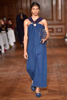 Aw17, Mother Pearl, London Fashion, Catwalk, Jumpsuit, Stuff To Buy, Collection, Dresses, Catsuit
