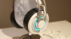 The SteelSeries Siberia Elite Prism Gaming Headset Reviewed (Video) - Futurelooks Beats Headphones, Over Ear Headphones, Gaming Headset, Games, Products, Gaming, Plays, Game, Gadget