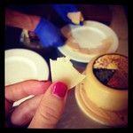 Photo by @annouk_ Acabem de fer formatges i cata! Què dur és treballar així! ;) #sienteteruel