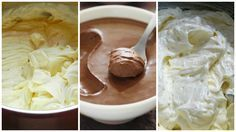 Recepty - Strana 3 z 100 - Vychytávkov Cake Fillings, Kaja, Creative Cakes, Baked Goods, Nutella, Icing, Peanut Butter, Dessert Recipes, Ice Cream