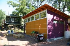 Photo Gallery - Studio Shed   Modern Shed - Storage Shed - Office Shed