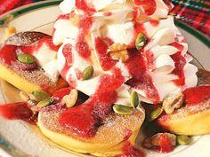 糖質制限◆おからパウダーのパンケーキの画像