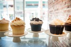 A variety of cupcakes by Don't Call Me Cupcake