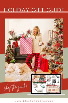 I am so excited to share with you my ultimate gift giving guide for 2020! I have combed the internet finding the cutest things and the best prices just for you! You need kitchen gadgets? I found some! What about gifts for that creative person in your life? You'll find something they'll love! Enjoy! #holidaypajamas #kitchengadgets #giftsforcreative