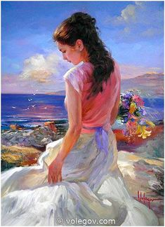 "Vladimir Volegov One more from #maltese trip: ""#Afternoon by the coast"","