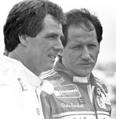 """Chad Bonham: """"Larry McReynolds told me a story about your wife putting a scripture in your car for every race and how Dale Earnhardt started asking for her to give him a scripture too. What was the scripture she gave him the day he died?"""" / Darrell Waltrip: """"It was Proverbs 18:10: 'The name of the Lord is a strong tower and a rock. The righteous will run to it and be safe.'"""""""
