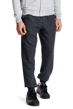 Knit Terry Pant