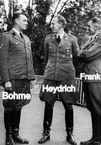 Heydrich, Reinhard Tristan Eugen - WW2 Gravestone