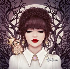 Re edited the owly girl the second!