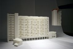 Modeling entire building by pieces with 3D Printer