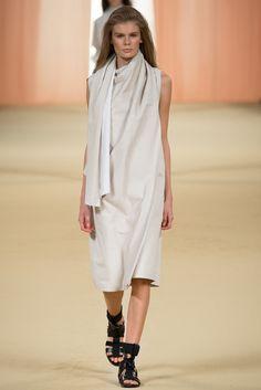 Hermès -PFW primavera/verano 2015