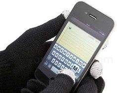 My new friend for Winter- Touch Screen Gloves
