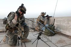 Air Force Special Operations Command has roughly 15,000 active-duty, Air Force Reserve (AFRC; C, for Command), Air National Guard (ANG), and civilian personnel.  These members are scattered across the globe at dozens of locations, prosecuting myriad missions and functions.