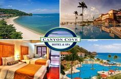 Superior Room Stay for 4 Persons at Canyon Cove, Batangas starting at P2899 per Night! Get it now at www.MetroDeal.com, so don't miss it now!