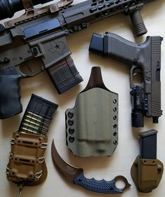 There are serious consequences to overpenetration. Tactical Equipment, Tactical Gear, Weapons Guns, Guns And Ammo, Airsoft, Battle Rifle, Everyday Carry Gear, Weapon Of Mass Destruction, Mens Toys